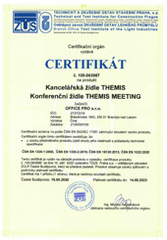 Certifikát THEMIS, THEMIS MEETING