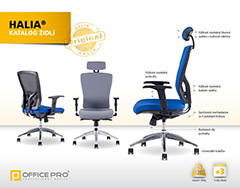 HALIA Chairs Catalogue
