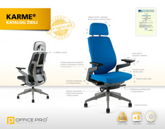 KARME Chairs catalogue